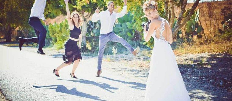 בחירת צלם לחתונה – המדריך